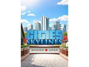 Cities: Skylines - Content Creator Pack: Modern Japan [Online Game Code]