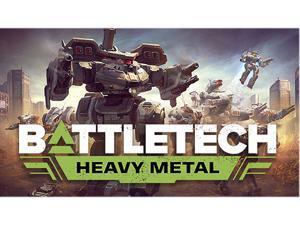 BATTLETECH Heavy Metal [Online Game Code]