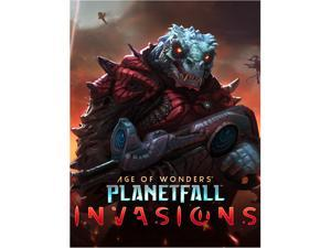 Age of Wonders: Planetfall Invasions [Online Game Code]