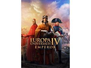Europa Universalis IV: Emperor [Online Game Code]