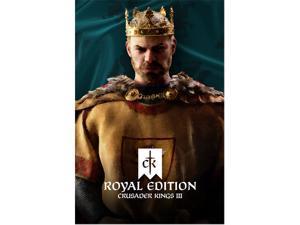 Crusader Kings III Royal Edition [Online Game Code]