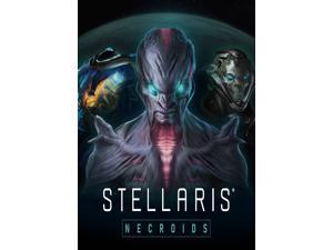 Stellaris: Necroids Species Pack  [Online Game Code]