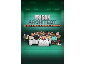 Prison Architect - Psych Ward: Warden's Edition  [Online Game Code]