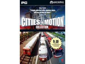 Cities in Motion 1 and 2 Collection  [Online Game Code]