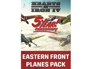 Hearts of Iron IV: Eastern Front Planes Pack  [Online Game Code]
