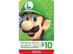 Nintendo eShop $10 Gift Card (Email Delivery)