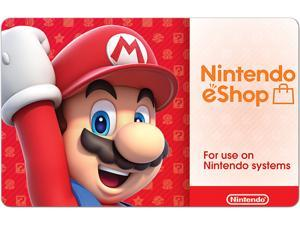 $50 Nintendo eShop Gift Card Email Delivery Deals