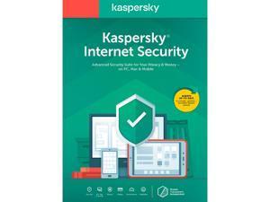 Kaspersky Internet Security 2020 - 1 Device / 1 Year (Key Card)