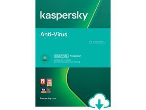 Kaspersky Anti-Virus 2021 1 Year / 1 Device - Download