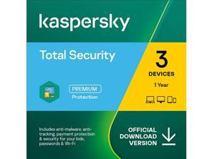 Kaspersky Total Security 3 Devices 2020 - Download