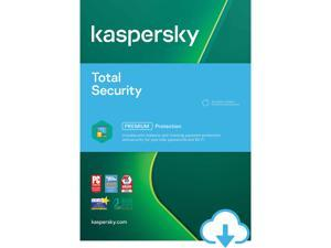 Kaspersky Total Security 2021 1 Year / 5 Devices - Download