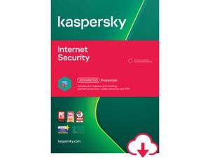 Kaspersky Internet Security 2021 1 Year / 1 Device - Download