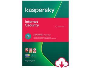 Kaspersky Internet Security 2021 1 Year / 5 Device - Download