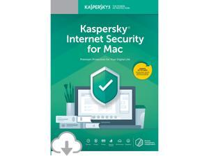 Kaspersky Internet Security for MAC 1 Device 2020 - Download