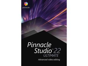 Corel Pinnacle Studio 22 Ultimate - Download
