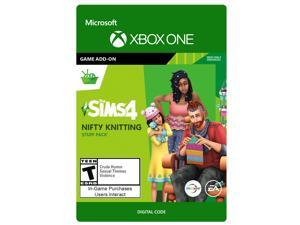 The Sims 4 Nifty Knitting Xbox One [Digital Code]