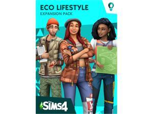 The Sims 4 Eco Lifestyle Expansion Pack - PC Digital [Origin]