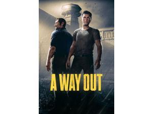 A Way Out - PC Digital [Origin]