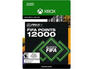 FIFA 21 ULTIMATE TEAM 12000 POINTS Xbox One [Digital Code]