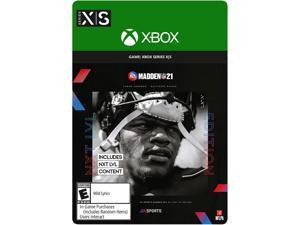 Madden NFL 21: NXT LVL Edition Xbox Series X | S [Digital Code]