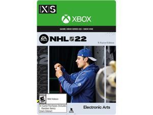 NHL 22: X-Factor Edition Xbox Series X | S / Xbox One [Digital Code]