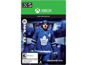 NHL 22: Standard Edition Xbox Series X [Digital Code]