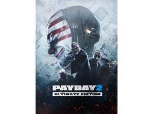 PAYDAY 2 Ultimate Edition [Online Game Code]
