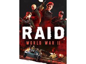 RAID: World War II [Online Game Code]