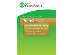 Intuit QuickBooks Premier 2015