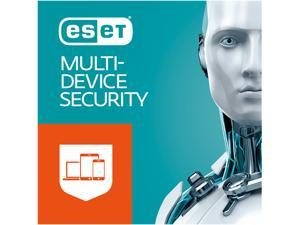 ESET Multi-Device Security 2021 - Install on up to 5 PC / Mac + 5 Android Devices - Download