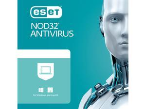 ESET NOD32 Antivirus 2021 1 Year / 1 PC - Download