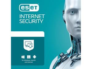 ESET Internet Security 2021 1 Year / 3 PCs - Download