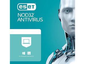 ESET NOD32 Antivirus 1 Year 1 Device