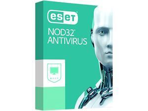 ESET NOD32 Antivirus, 5 Devices 1 Year, PC/Mac