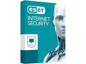 ESET Internet Security, 5 Devices 1 Year, PC/Mac/Android