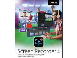 CyberLink Screen Recorder 4 Deluxe - Download