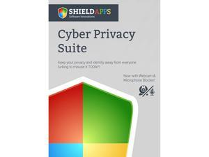 ShieldApps Cyber Privacy Suite - 1 device / 1 year - Download