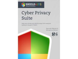 ShieldApps Cyber Privacy Suite - 3 device / 1 year - Download