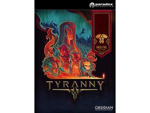 Tyranny - Deluxe Edition [Online Game Code]