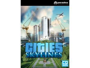 Cities: Skylines Deluxe Edition [Online Game Code]