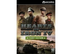 Hearts of Iron IV: Cadet Edition [Online Game Code]