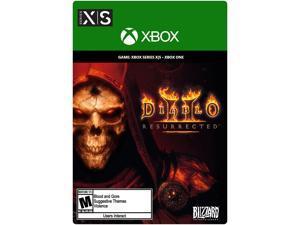 Diablo II: Resurrected - Base Game Xbox Series X   S / Xbox One [Digital Code]