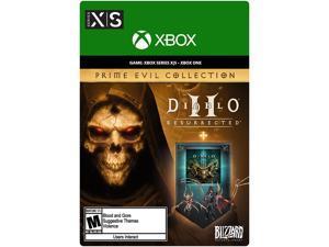 Diablo II: Resurrected - Prime Evil Collection Xbox Series X   S / Xbox One [Digital Code]