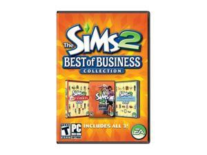 Sims 2: Best of Business Collection PC Game