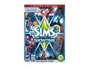 Sims 3: Showtime Limited Edition PC Game
