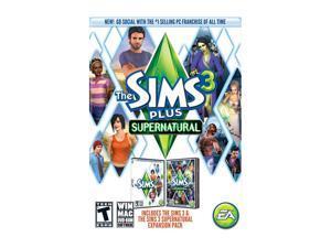 The Sims 3 Plus Supernatural (PC/MAC) PC Game