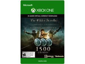 The Elder Scrolls Online Tamriel Unlimited Edition 1500 Crowns XBOX One [Digital Code]