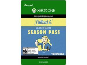 Fallout 4 Season PassXBOX One [Digital Code]
