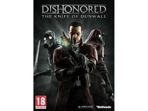 Dishonored The Knife of Dunwall [Online Game Code]
