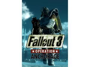 Fallout 3: Operation Anchorage [Online Game Code]